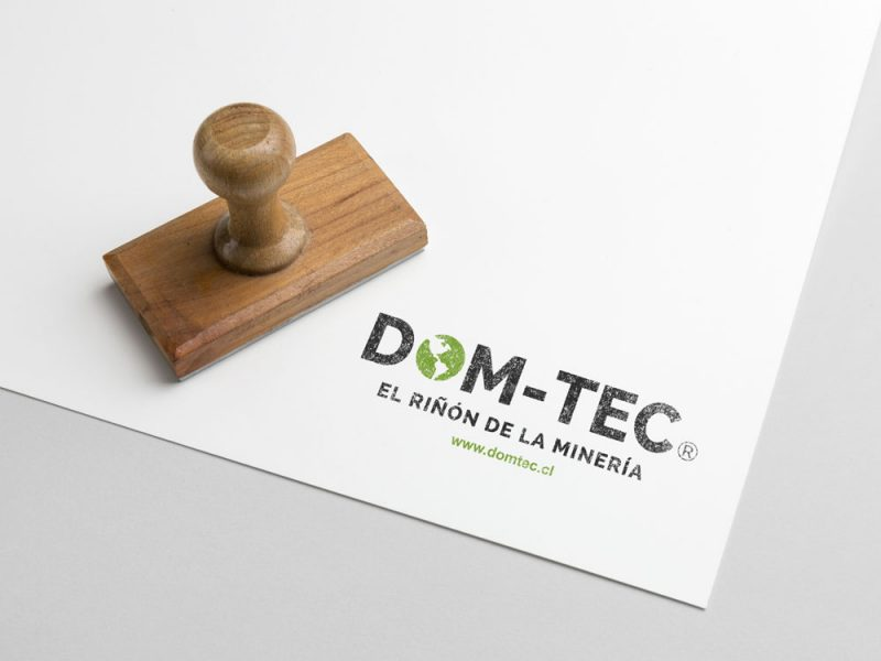 Branding DOM-TEC