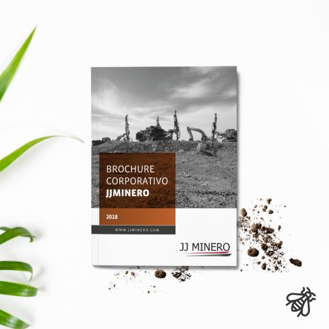 Brochure Corporativo JJ Minero