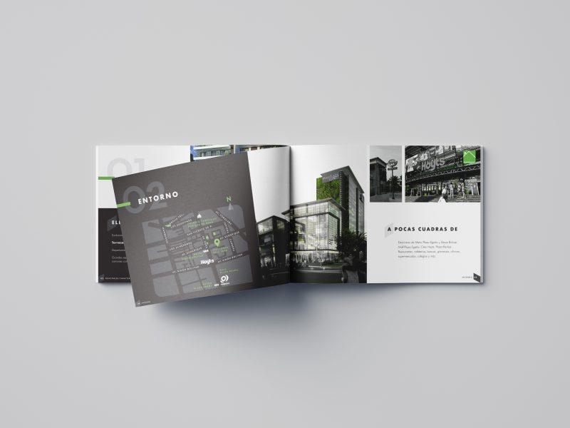Diseño Catálogo Townhouse